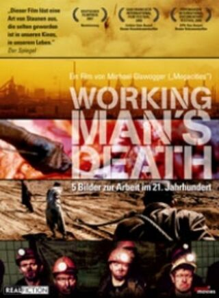 Workingman's Death (DVD)