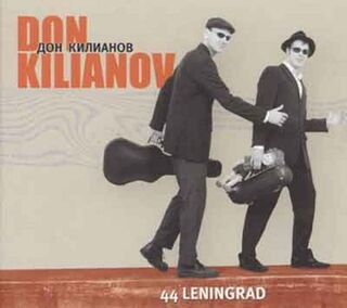 Don Kilianow – 44 Leningrad (CD)