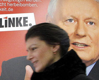 Kein Familienbetrieb LINKE